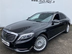 Vente de MERCEDES-BENZ Classe S 350 BLUETEC Executive A à 33 900 € chez Bordeaux : Jaguar, Land Rover, Mitsubishi