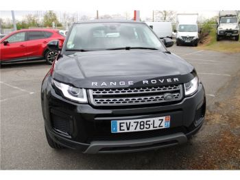 Photo 4 de l'offre LAND-ROVER Evoque ED4 150 BVM Business à 28900 € chez Toulouse : Land-Rover - Mazda