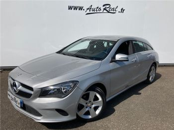 Photo 2 de l'offre MERCEDES-BENZ CLA SHOOTING BRAKE 200 D 7-G DCT Business Edition à 22200 € chez Bordeaux : Jaguar, Land Rover, Mitsubishi