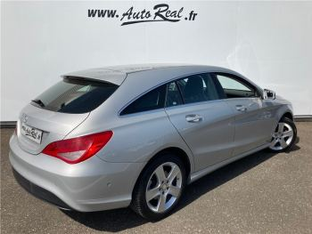 Photo 5 de l'offre MERCEDES-BENZ CLA SHOOTING BRAKE 200 D 7-G DCT Business Edition à 22200 € chez Bordeaux : Jaguar, Land Rover, Mitsubishi